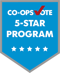 Proud 5 Star Electric Co-op