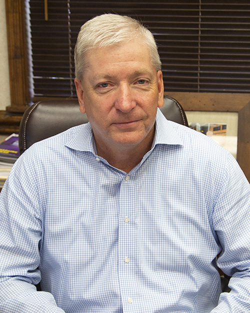 Okefenoke REMC CEO and General Manager John Middleton headshot
