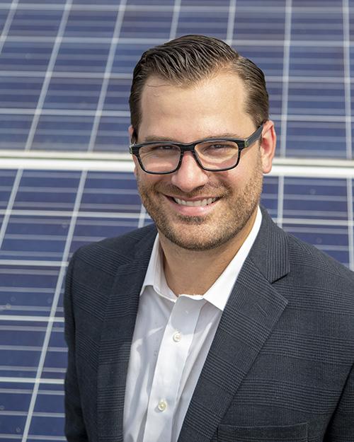 Green Power EMC Operations Manager Ben Oberman Headshot